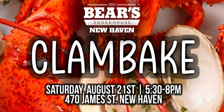 Bear's Smokehouse New Haven Clambake 2! tickets