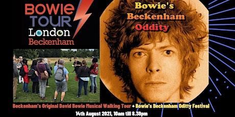 Bowie's Beckenham Oddity presents... David Bowie's Beckenham Tour! tickets