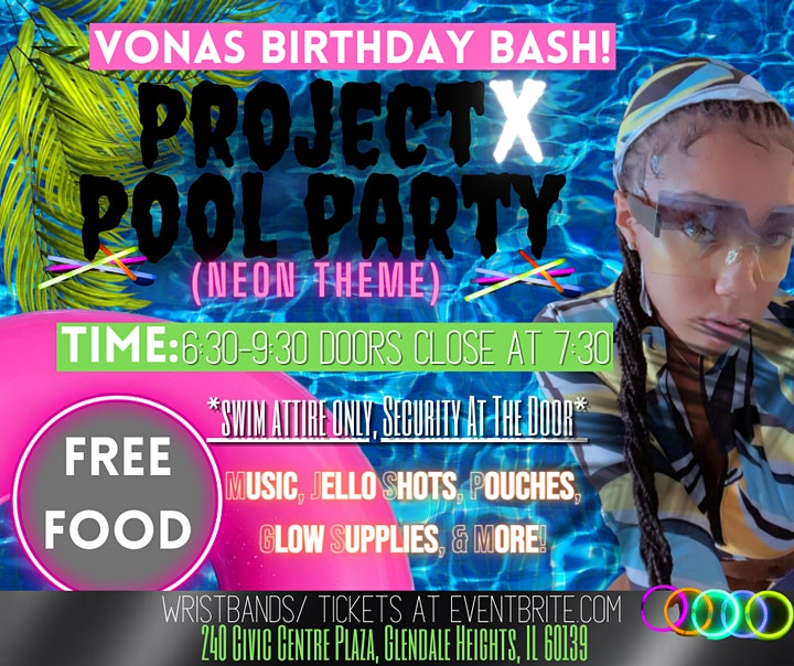 Vons's Pool Bash image