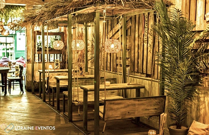 Imagen de Brunch with Caribbean themed party at Areia ChillOut-Loraine Events