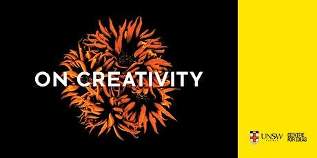 On Creativity biglietti
