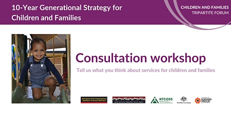 10 Year Generational Strategy Alice Springs Workshop tickets