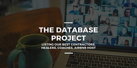 The Database Project for Remote Entrepreneurs tickets