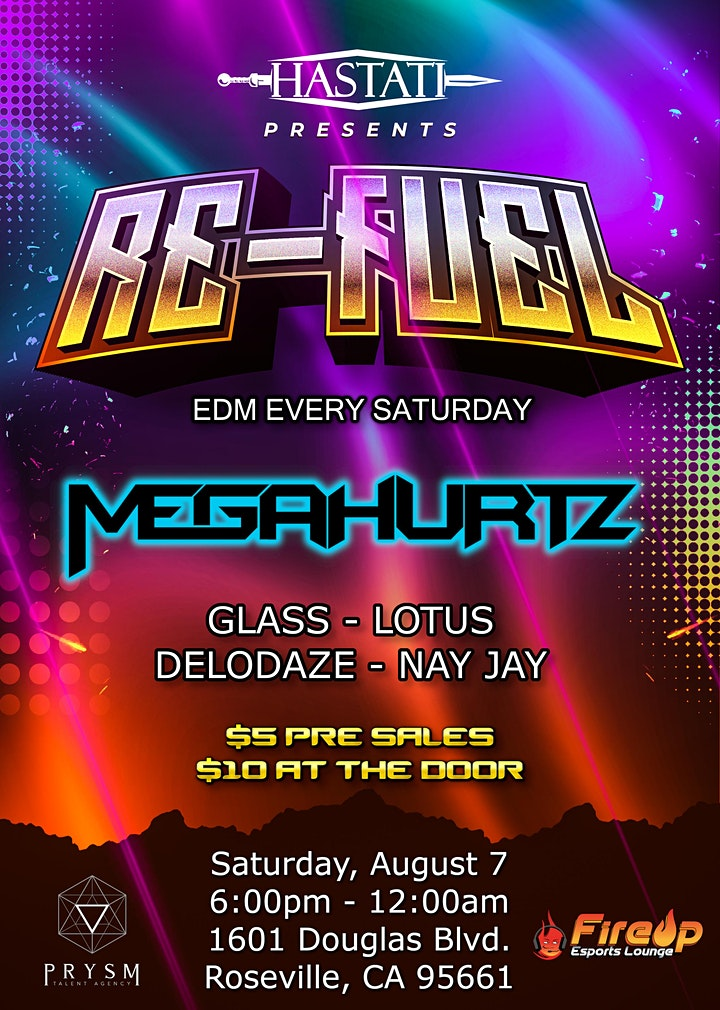 REFUEL #2 ft. Megahurtz and more! image