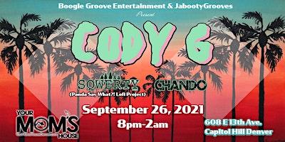Cody G w/ SQWERTY | Chando | Hevylo | G-Wiz