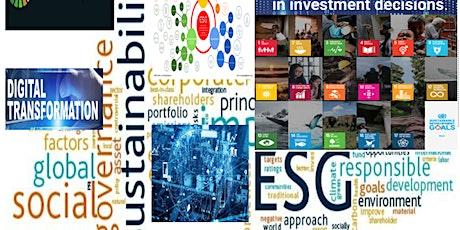 Metaverse based ESG Digital Transformation for Accelerating Sustainability biglietti