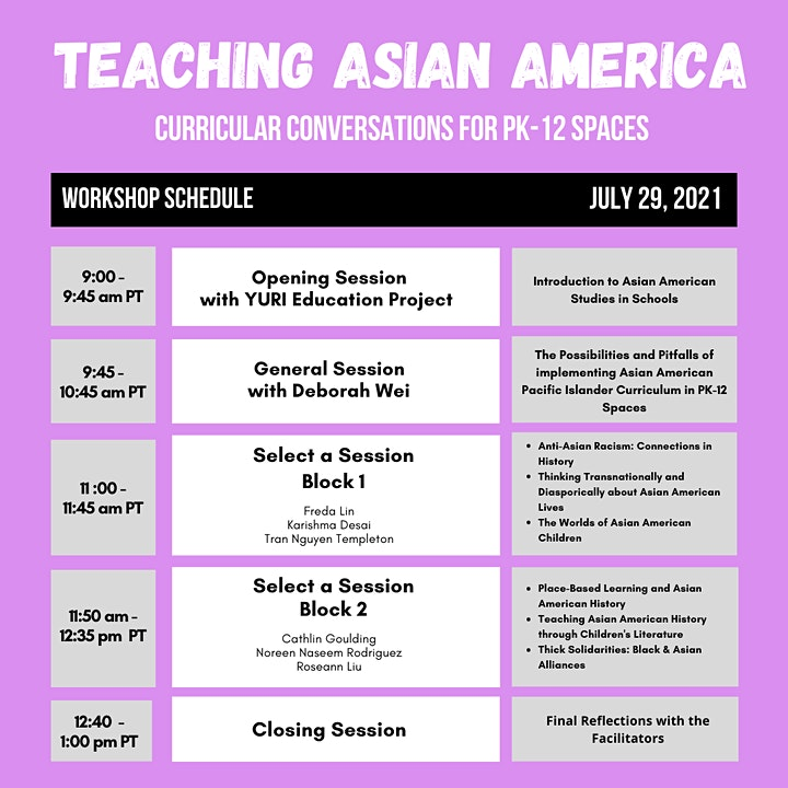 Teaching Asian America: Curricular Conversations for PK-12 Spaces image