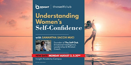 Understanding Women's Self-Confidence | Interactive Class tickets
