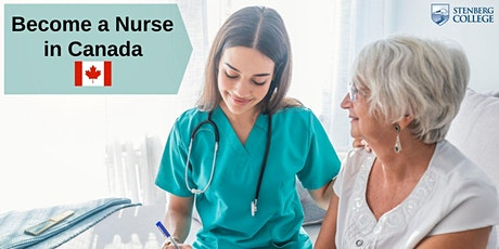 Philippines: Becoming a Nurse in Canada – Free Webinar: August 28, 5 pm tickets