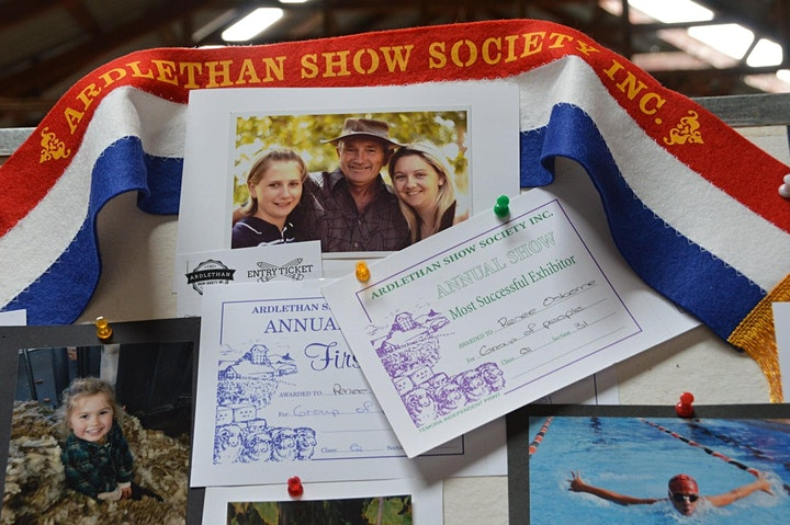 Ardlethan Show Society presents their 111th Community Show. image