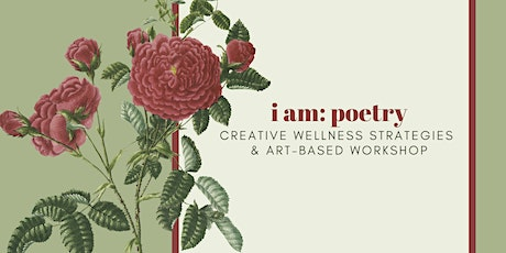 I am: Poetry tickets