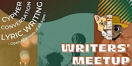 Virtual Writers' Meetup for #IfIwasWildChallenge tickets
