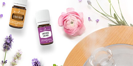 Essential Oils 101 - An introduction to Nature's Magic tickets