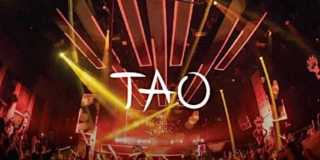HIP HOP THURSDAYS AT TAO NIGHTCLUB tickets