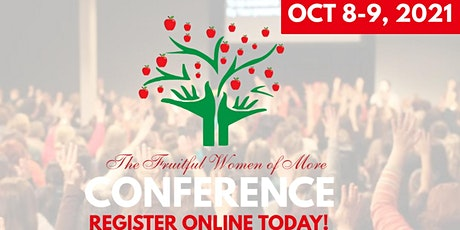 The Fruitful Women of More Conference tickets