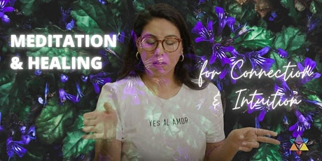 LIVESTREAM | Meditation & Healing For Increasing Connection, Intuition tickets