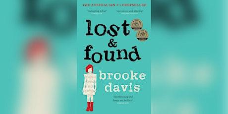 Online Book Club   LOST & FOUND tickets