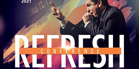 REFRESH 120 Conference (For Singles 17 & Up+) tickets