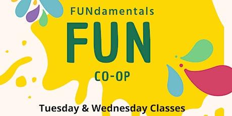 FUNdamentals Co-Op Parent Orientation & Info Meeting tickets