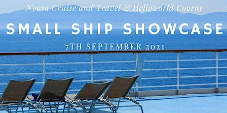Small Ship Showcase tickets