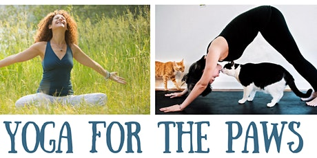 Yoga for the Paws tickets