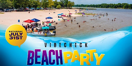 VIBE CHECK BEACH PARTY tickets