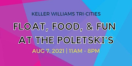Float, Food, and Fun at the Poletski's tickets