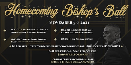 Homecoming: Bishop's Ball 2021 tickets