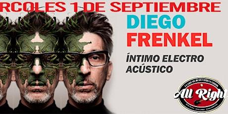 Diego Frenkel entradas