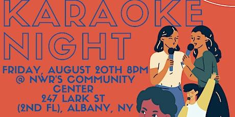 Karaoke Night tickets