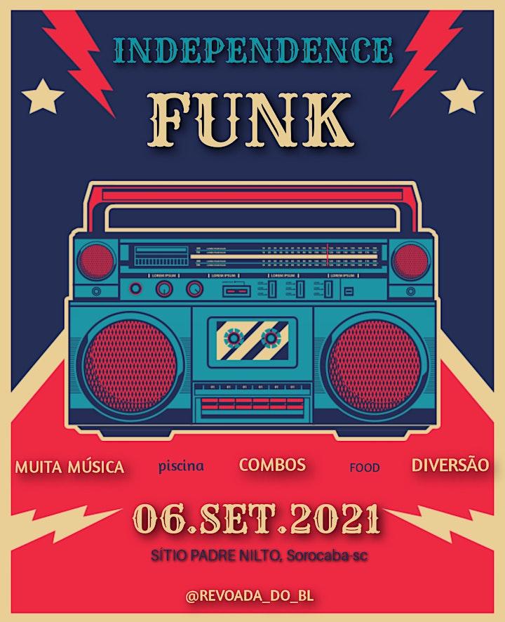 Imagem do evento Independence Funk