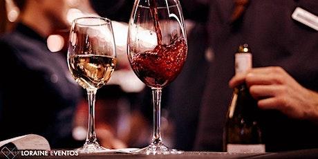 Cata de Vinos de España con maridaje en Restaurante Gaudium-Loraine Eventos entradas