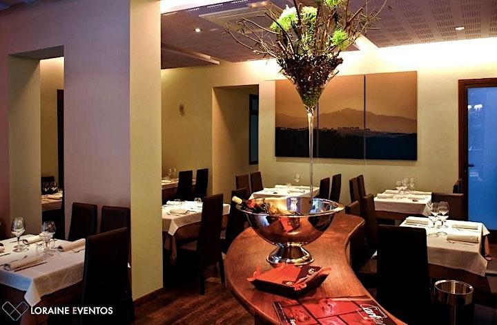 Imagen de Cata de Vinos de España con maridaje en Restaurante Gaudium-Loraine Eventos