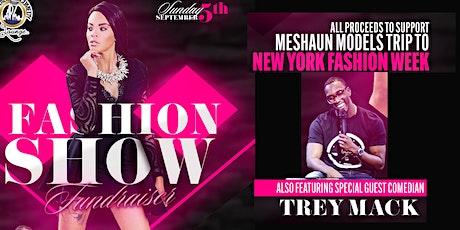 Fashion Show & Comedy Fundraiser tickets