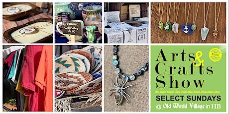 Arts & Crafts - SHOW | Outdoor Market | Aug. 22 tickets