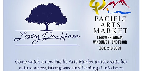 Making trees with Lesley DeHaan tickets