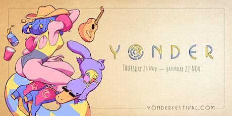 Yonder 2021 tickets
