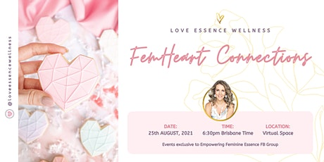 FemHeart Connections August tickets