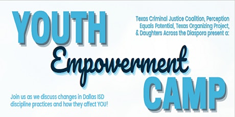 Youth Empowerment Camp tickets