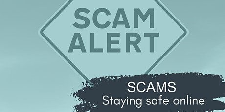 CCNB Belong Club - Scams  how to  stay safe online tickets