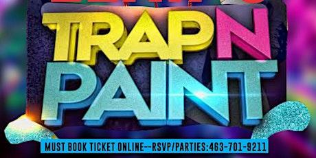 LEAH'S TRAP N PAINT tickets