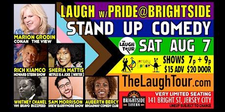 Laugh w/ Pride @ Brightside COMEDY SHOW tickets