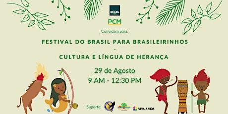 Festival do Brasil para Brasileirinhos tickets
