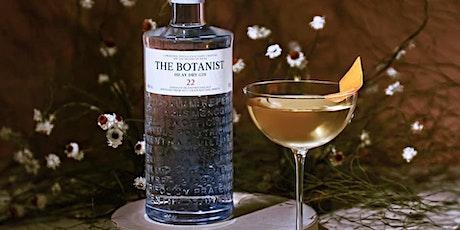 The Botanist Gin tickets
