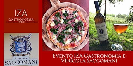 Rodízio de Pizzas Iza Gastronomia e Vinícola Saccomani ingressos