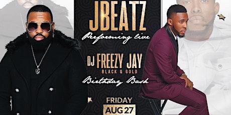DJ Freezy jay BirthDay Bash tickets