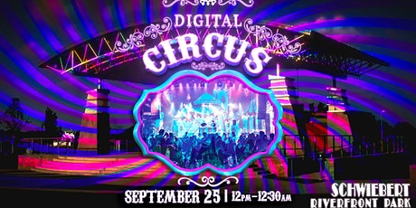 DIGITAL CIRCUS 2021 tickets