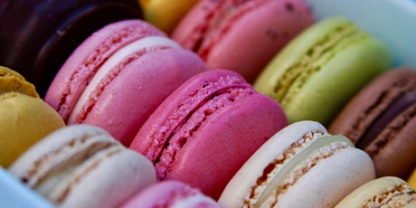 Macarons Cooking Class with French Michelin Star Chef tickets