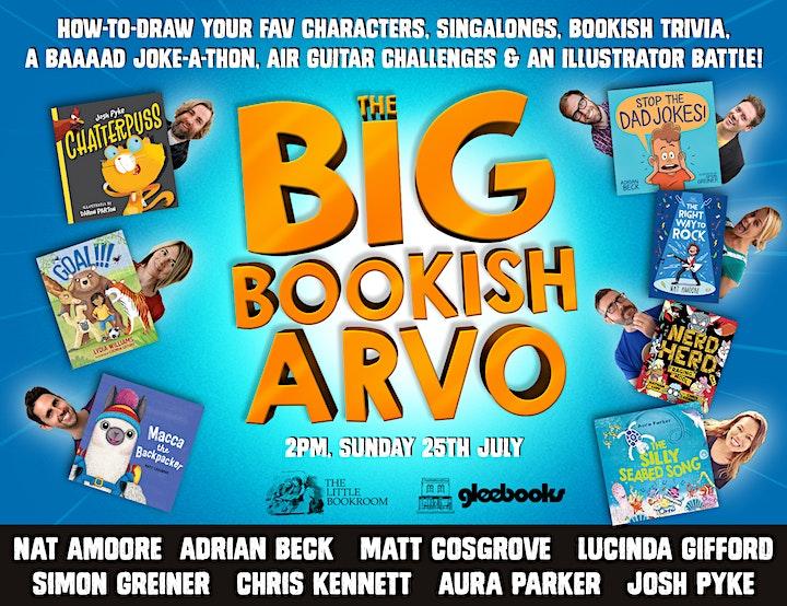 The Big Bookish Arvo! image