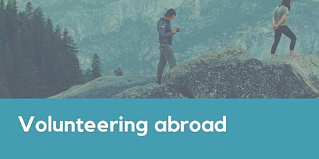 A Snapshot of the Sector: Volunteering Abroad tickets